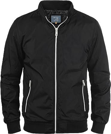 BLEND Brad - Nylon chaqueta para hombre: Amazon.es: Ropa y accesorios