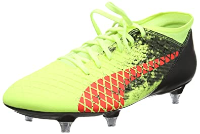 Puma Men s Future 18.4 Sg Football Boots  Amazon.co.uk  Shoes   Bags ac40d95058