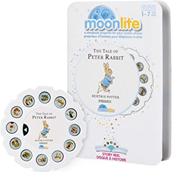 Amazon.com: Moonlite - El Tale de Peter Rabbit Story Reel ...