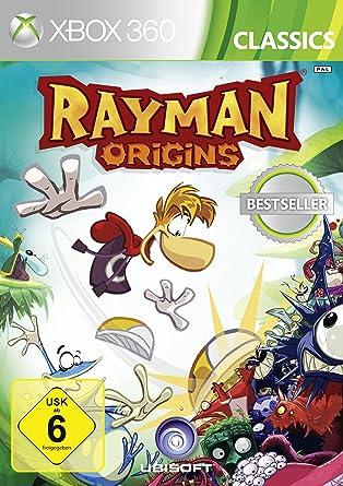 Ubisoft Rayman Origins Xbox 360 Básico Xbox 360 vídeo - Juego ...
