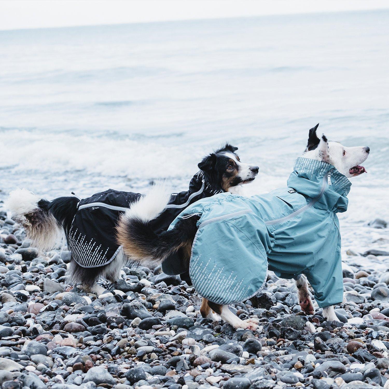 Hurtta Rain Blocker, Dog Raincoat, Stream, 16 in by Hurtta (Image #3)
