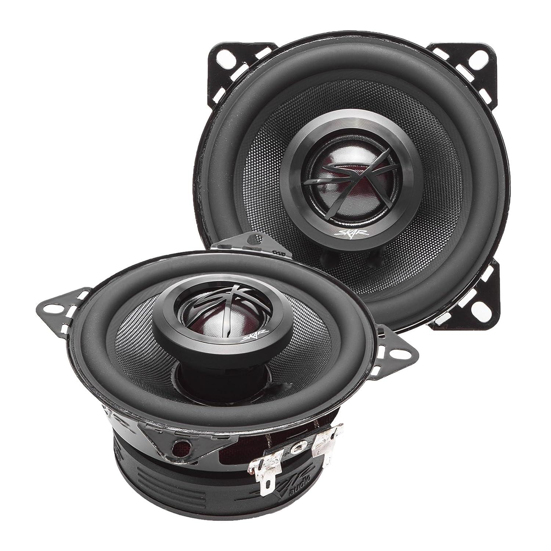 Skar Audio TX-T 1-Inch 240 Watt Max Power Neodymium Silk Dome Tweeters Pair