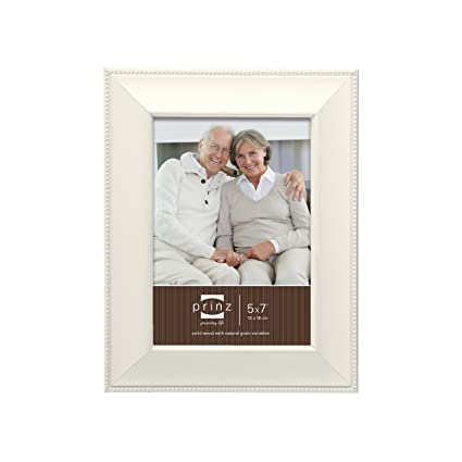 Amazon.com - Prinz Mandalay Wood Photo Frame, 5 by 7-Inch, Antique ...