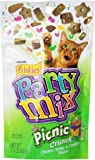 Purina Friskies Party Mix Puffs Cat Treats - 10-2.1 oz. Pouches