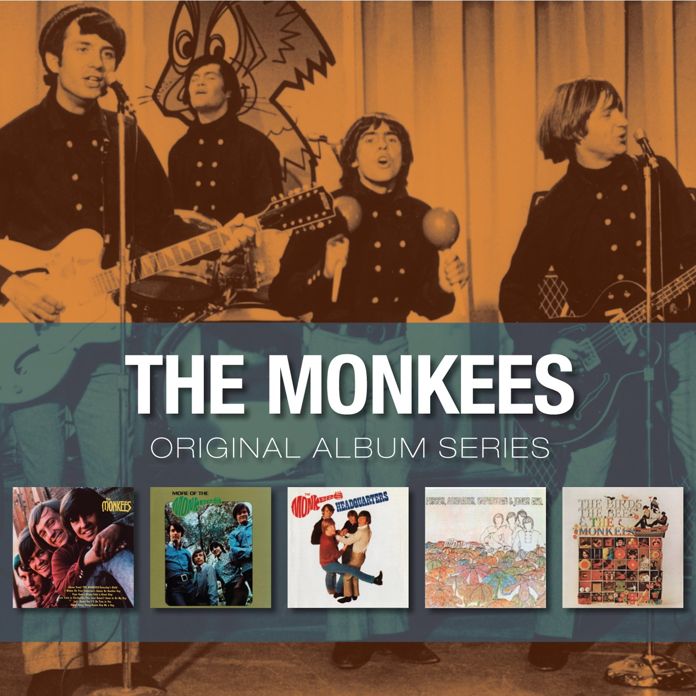 The Monkees - Original Album Series by Rhino