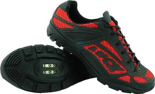 LUCK Zapatillas de Ciclismo Predator 18.0,con Suela de EVA Ideal ...
