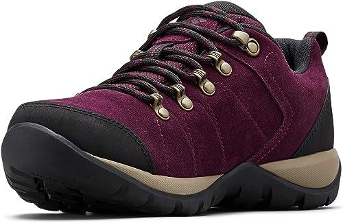 Columbia Women's Fire Venture S Ii Wp Walking Shoe: Amazon.co.uk: Shoes &  Bags
