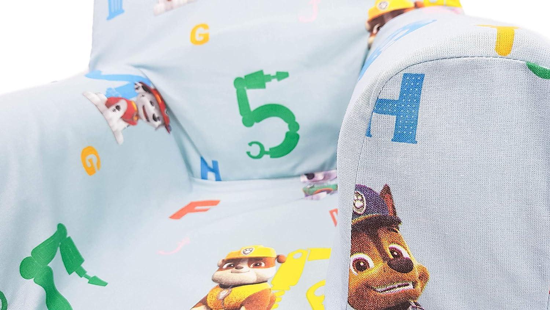 Vari modelli e colori disponibili Poltrona o poltroncina per bambini Montessori PERSONALIZZATO con il NOME o FRASE Cute Animals Marino