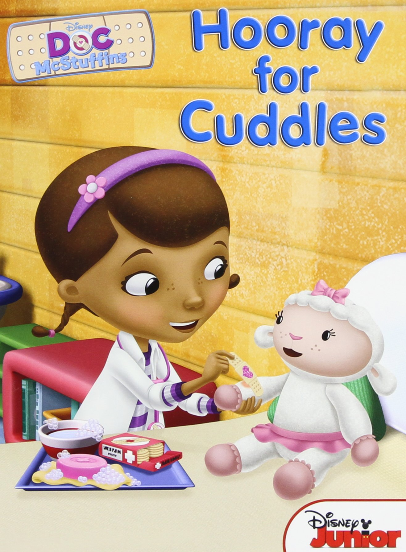Doc McStuffins: Doc on Call: Board Book Boxed Set by DISNEY (Image #9)