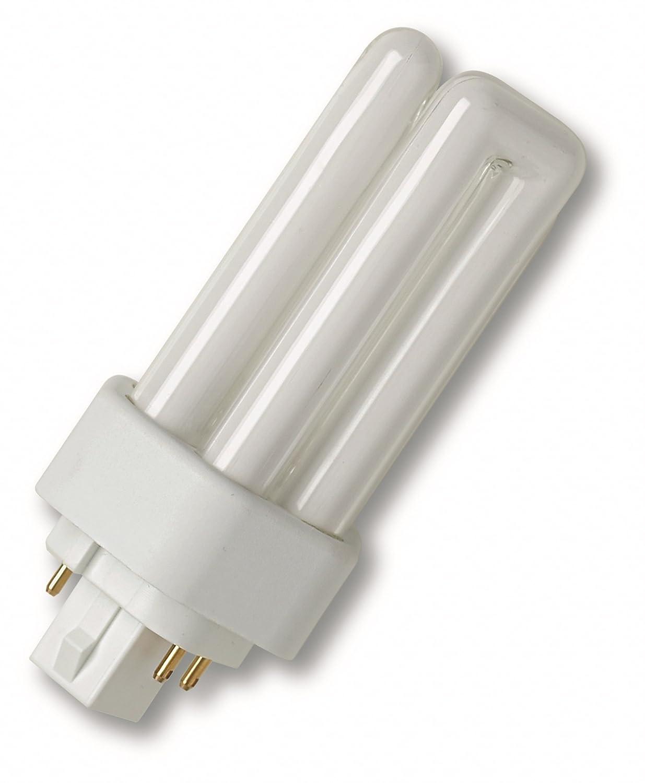 Osram 13 Watt Compact Fluorescent Light Dulux T/E Plus Lamp 446967 B0007OTTW4