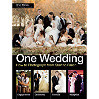 One Wedding: How to Photograph a Wedding from Start to Finish book cover