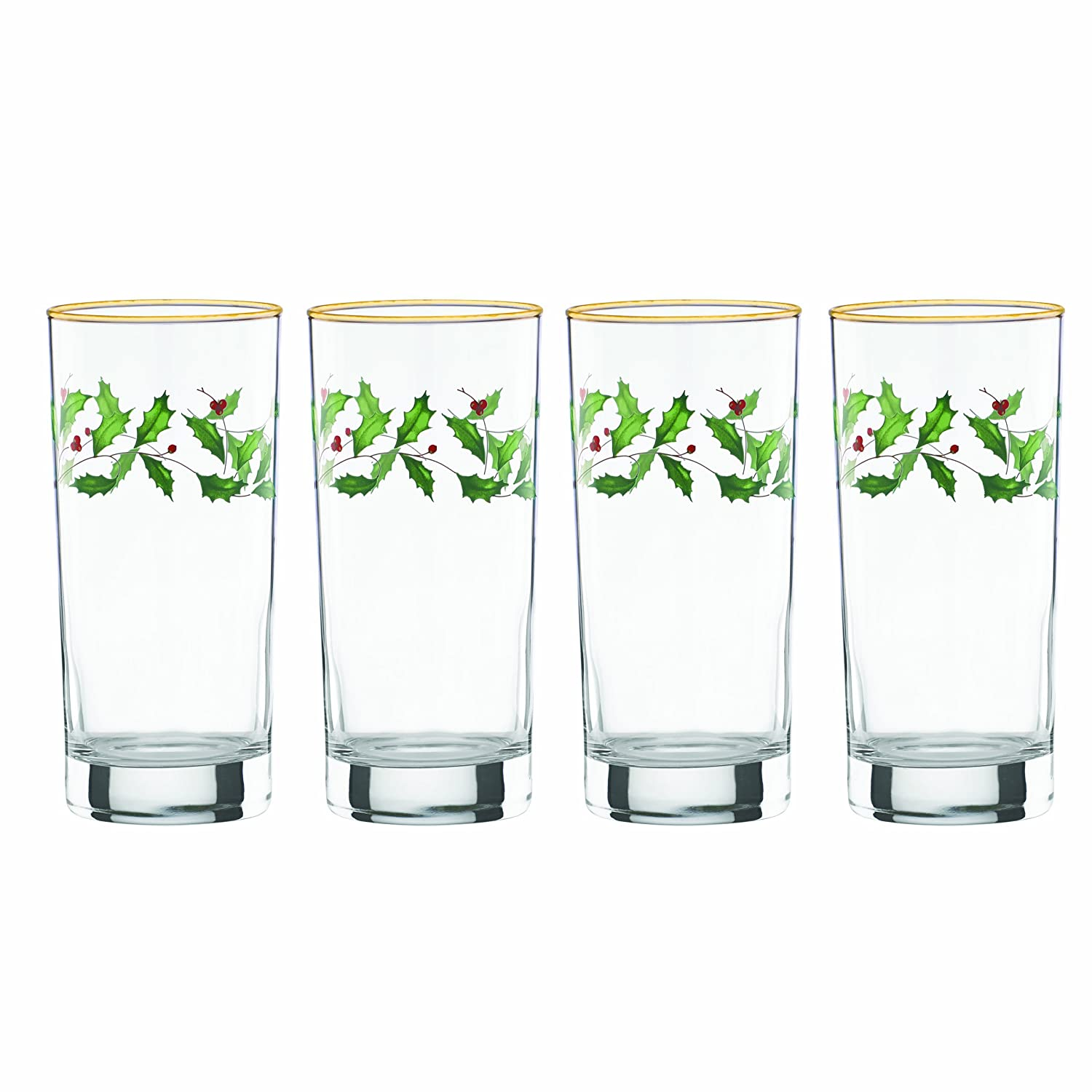 Christmas Holly Tumblers
