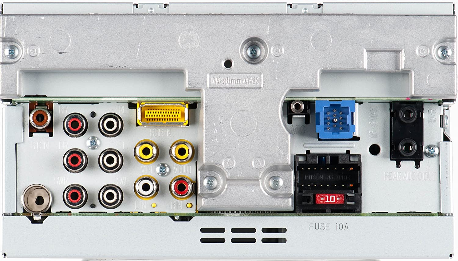 818z%2B%2BdUNrL._SL1500_ amazon com pioneer avh p3300bt 5 8 inch dvd av bluetooth receiver pioneer avh p3300bt wiring harness color code at pacquiaovsvargaslive.co