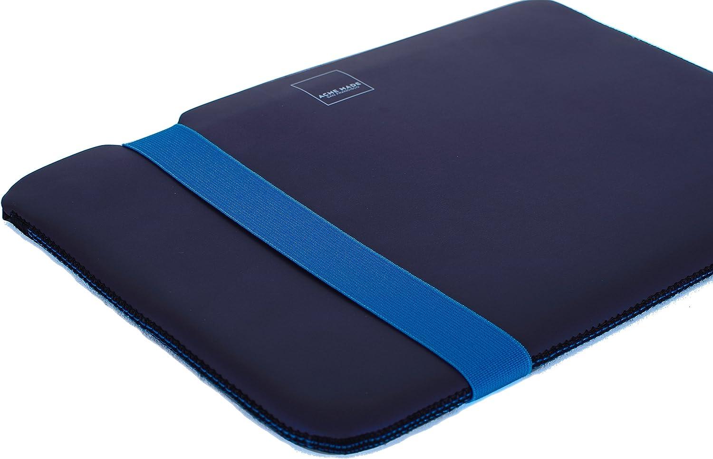 Stiftefach Gris//Fucsia Neopreno Tablet M Acme Made Skinny Funda Ultrafina para Tablet