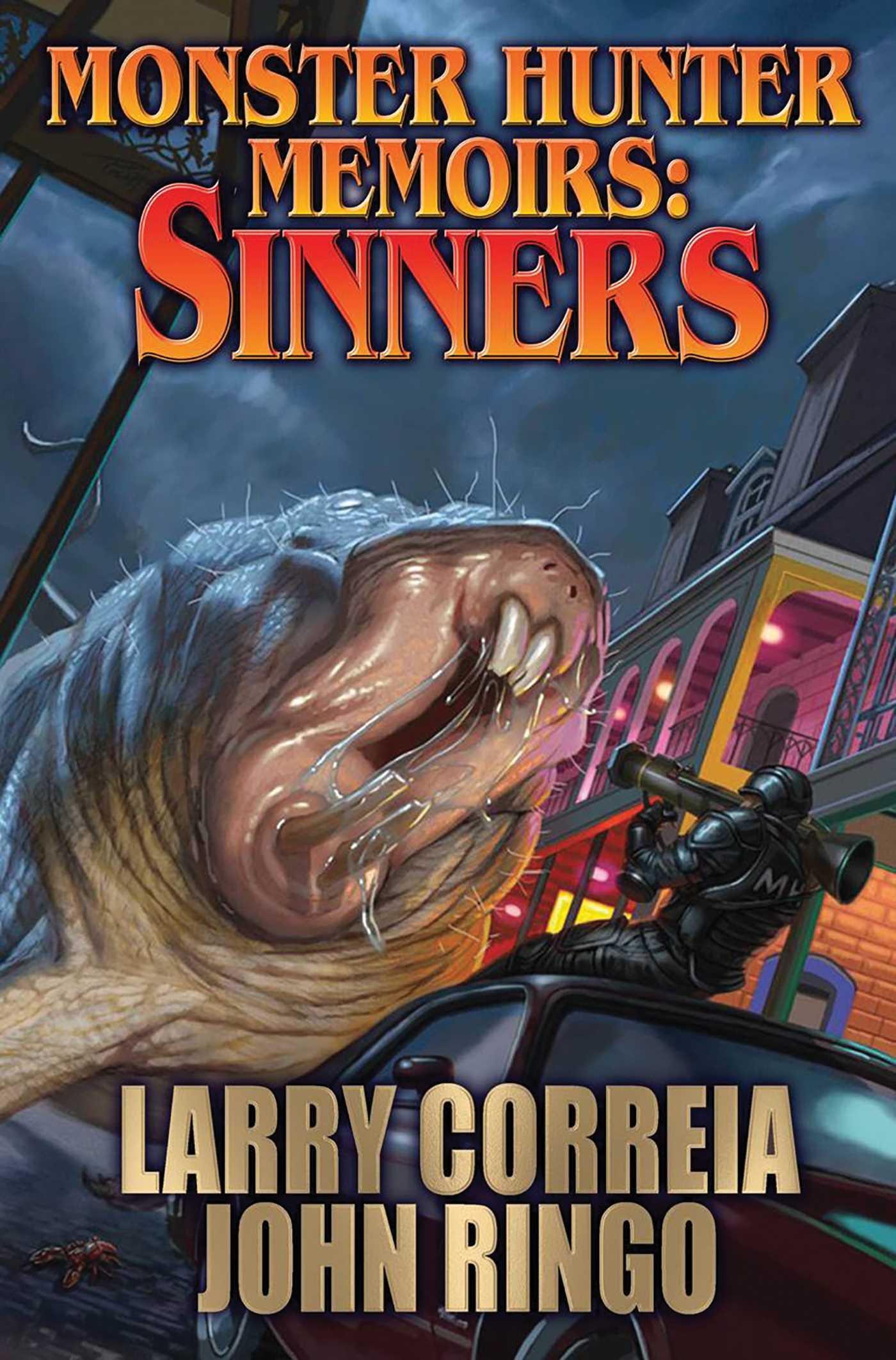 Download Monster Hunter Memoirs: Sinners pdf