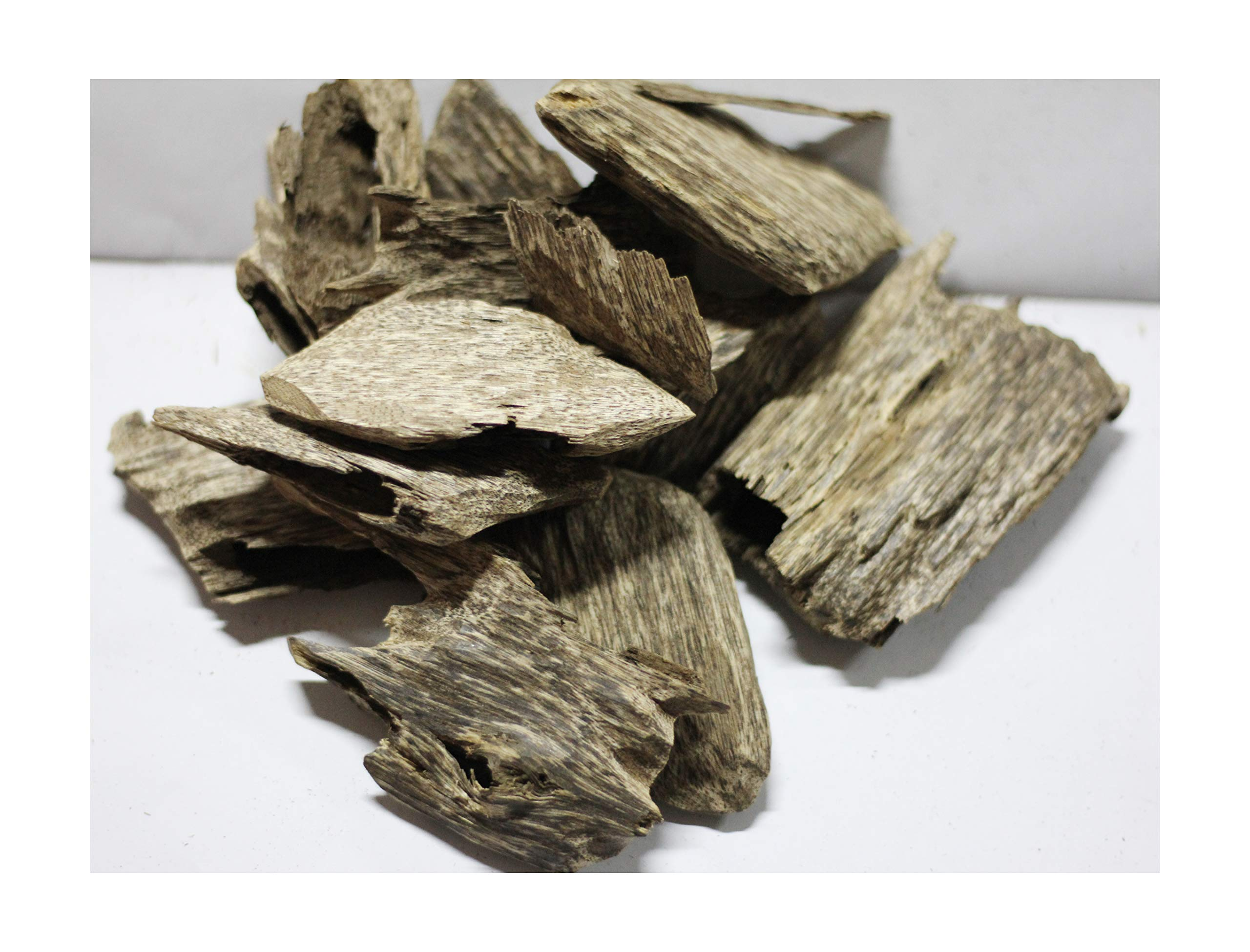 200 gram VIETNAM AGARWOOD CHIP- STEAM YOUR HOUSE-GRADE A by Agarwood-Incense (Image #1)