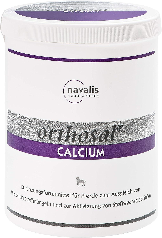 navalis nutrac euticals orthosal Calcio präparat Nutrientes para caballos costurero