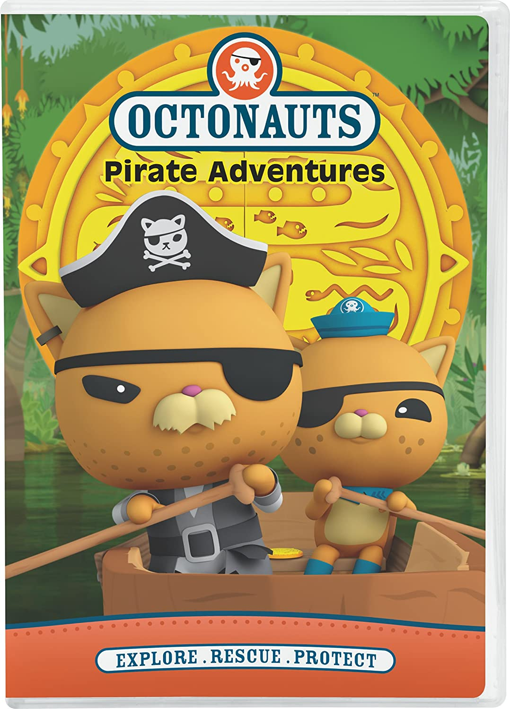 amazon com octonauts pirate adventures octonauts ncircle