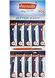 Reynolds Jetter Classic Ball Pen Blue Pack Of 10