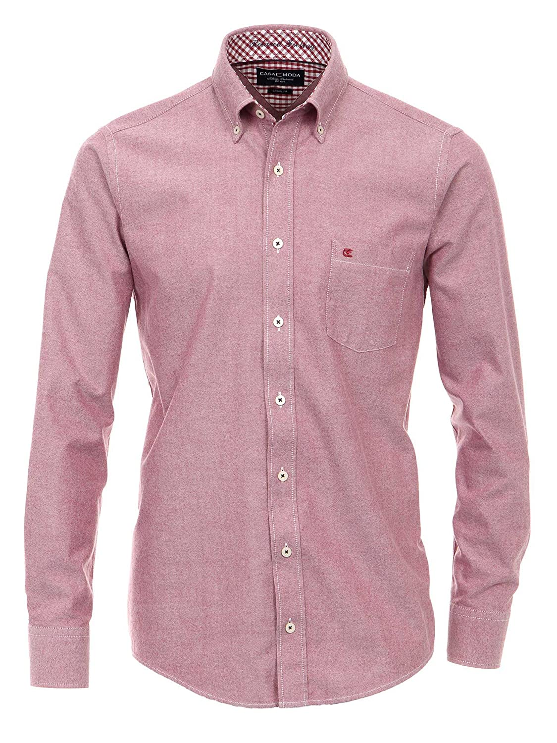 CASAMODA Men business shirt 442077900 Casual fit Easy-iron