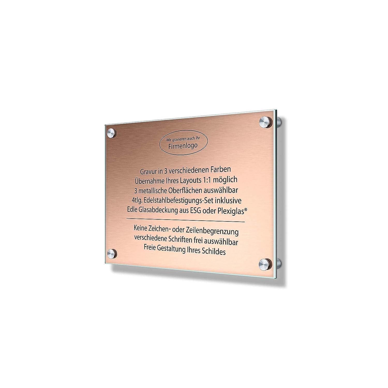 Oficina Cartel placa para puerta con grabado láser carteles ...