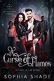 A Curse of Flames (Fae Academy Book 2)