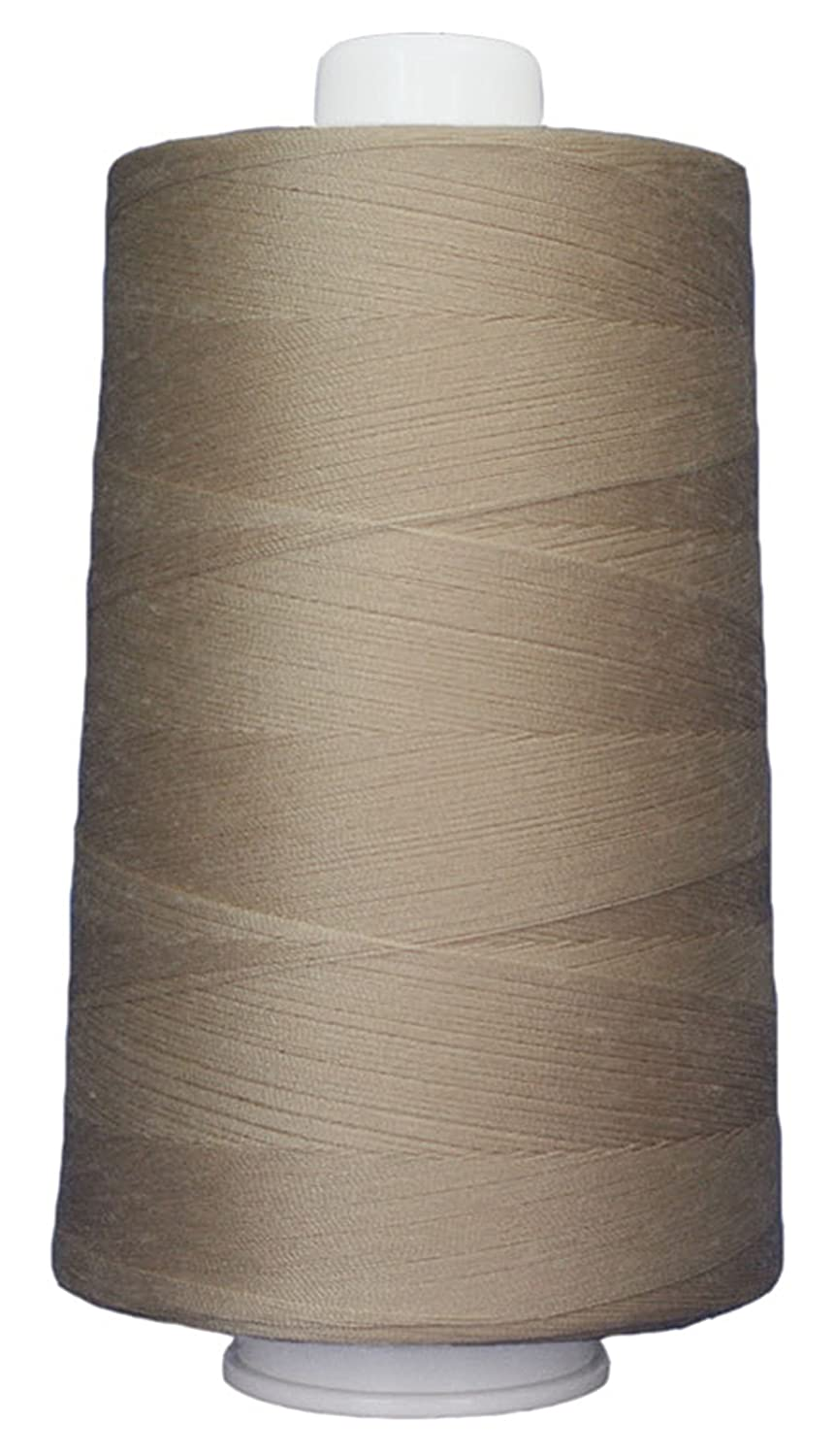 Superior Threads 13402-3026QC Omni 40W Polyester Thread, 6000 yd, Black