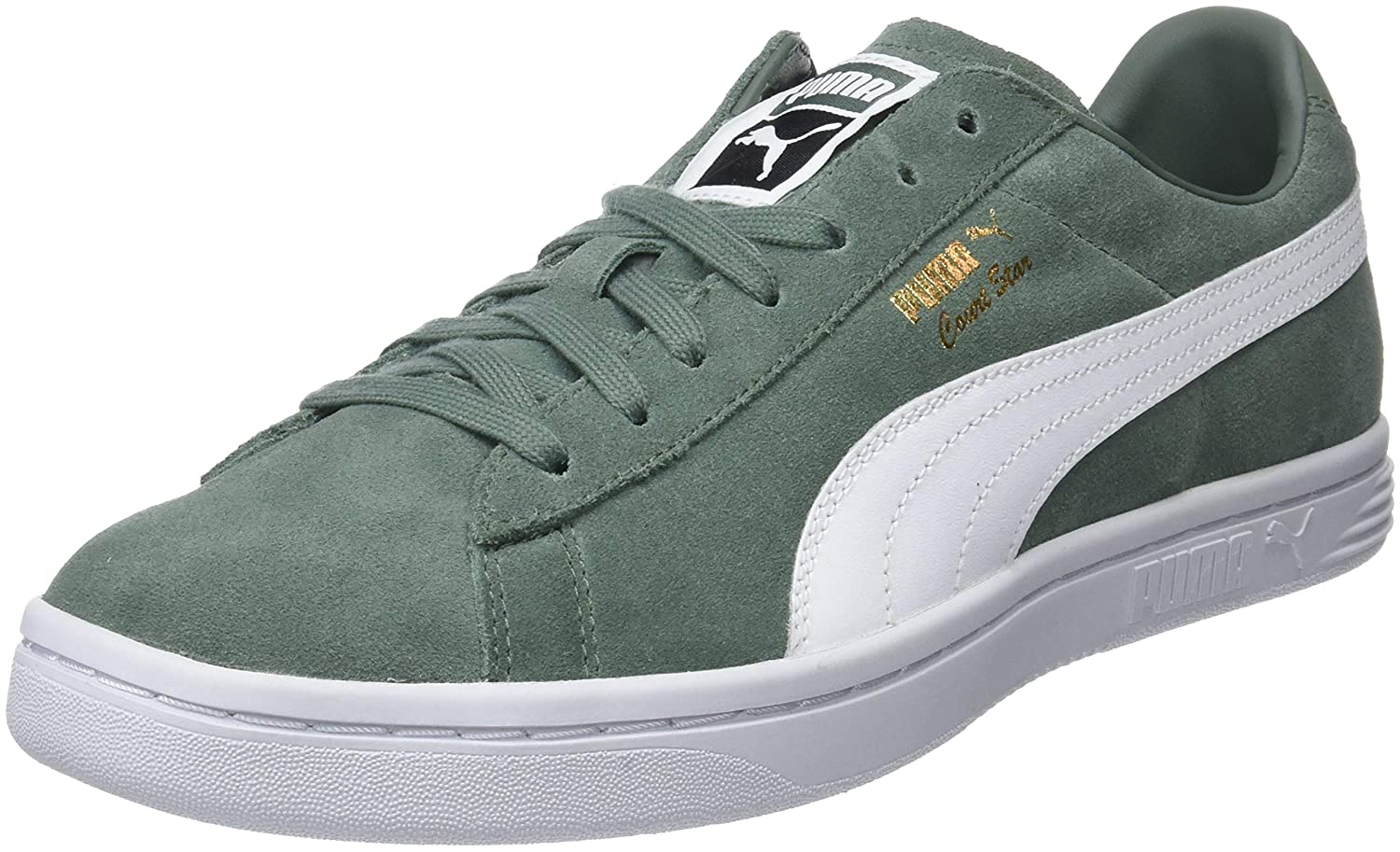 TALLA 39 EU. Puma Court Star FS, Zapatillas Unisex Adulto