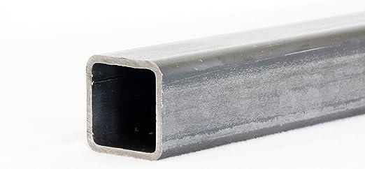 500mm 500-2000mm Stahlrohr Quadratrohr Vierkantrohr 35x35x2 mm E235 EN 10305-5