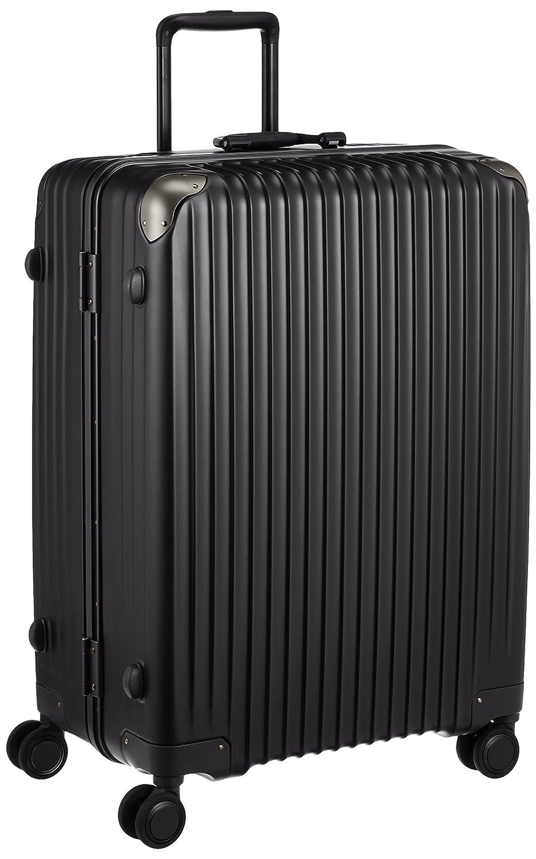 [カーゴ] スーツケース ハードキャリー フレーム TW72 保証付 100L 72cm 5.4kg TW72 B01MRPIBCB ジェットブラック ジェットブラック