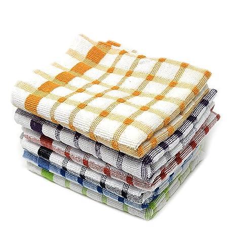 100% Cotton Terry Tea Towel Egyptian 556ba95b6