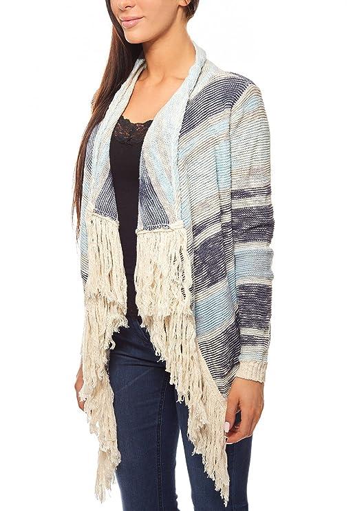 Sweater Pullunder Große Größe Feinstrick B.C Best Connections Rundhals Strick