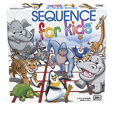 Sequence for Kids: Toys & Games