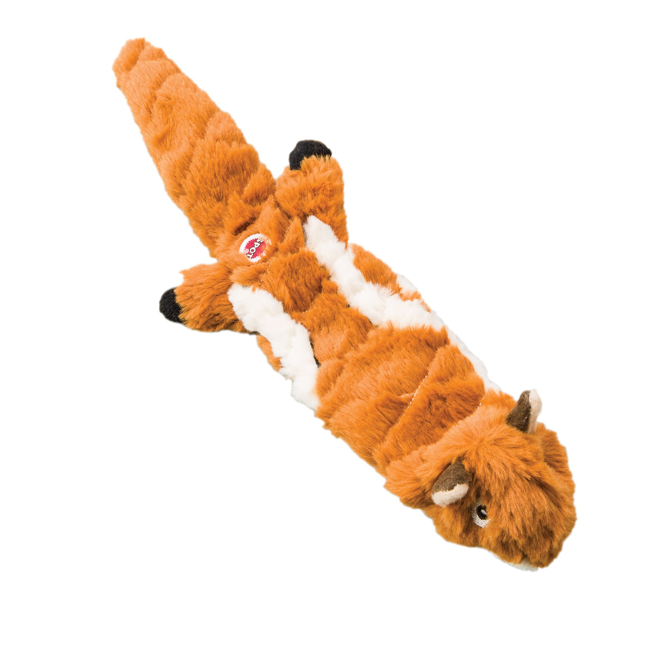 Ethical Pets Chipmunk Skinneeez Extreme Stuffingless Quilted Dog Toy, 23''