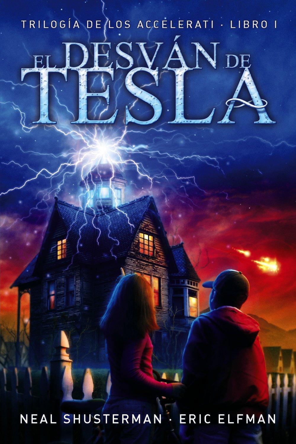 El desván de Tesla: Trilogía de los Accelerati, 1 Literatura Juvenil ...