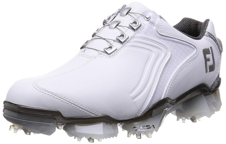 [フットジョイ] FootJoy ゴルフシューズ XPS-1Boa B013ODQNJQ 26.0 cm Wide ホワイト/シルバー2015モデル