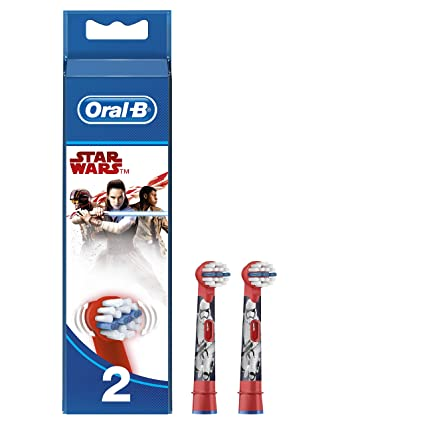 Oral-B Stages Power EB10 Star Wars 2pc - Cabezal