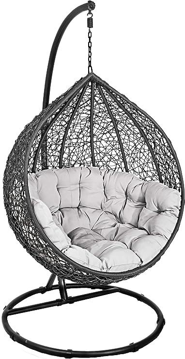Hangstoel Zonder Frame.Dynamic24 Hangstoel Kussen Onderstel Hangstoel Lounge Hangmand
