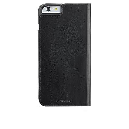 separation shoes 40b2c 5c850 Case-Mate iPhone 6 Plus Case - Wallet Folio - Leather: Amazon.in ...