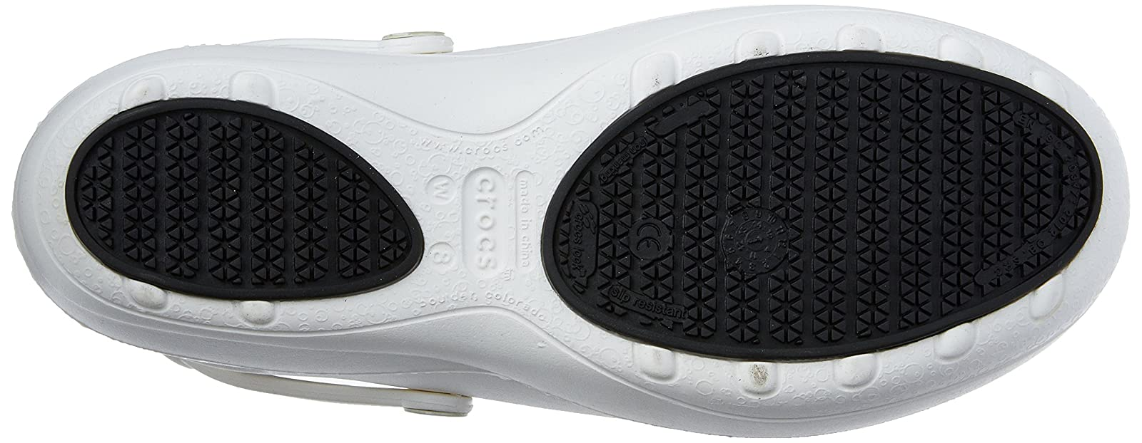 Crocs Women's Mercy Work Slip Resistant - 3