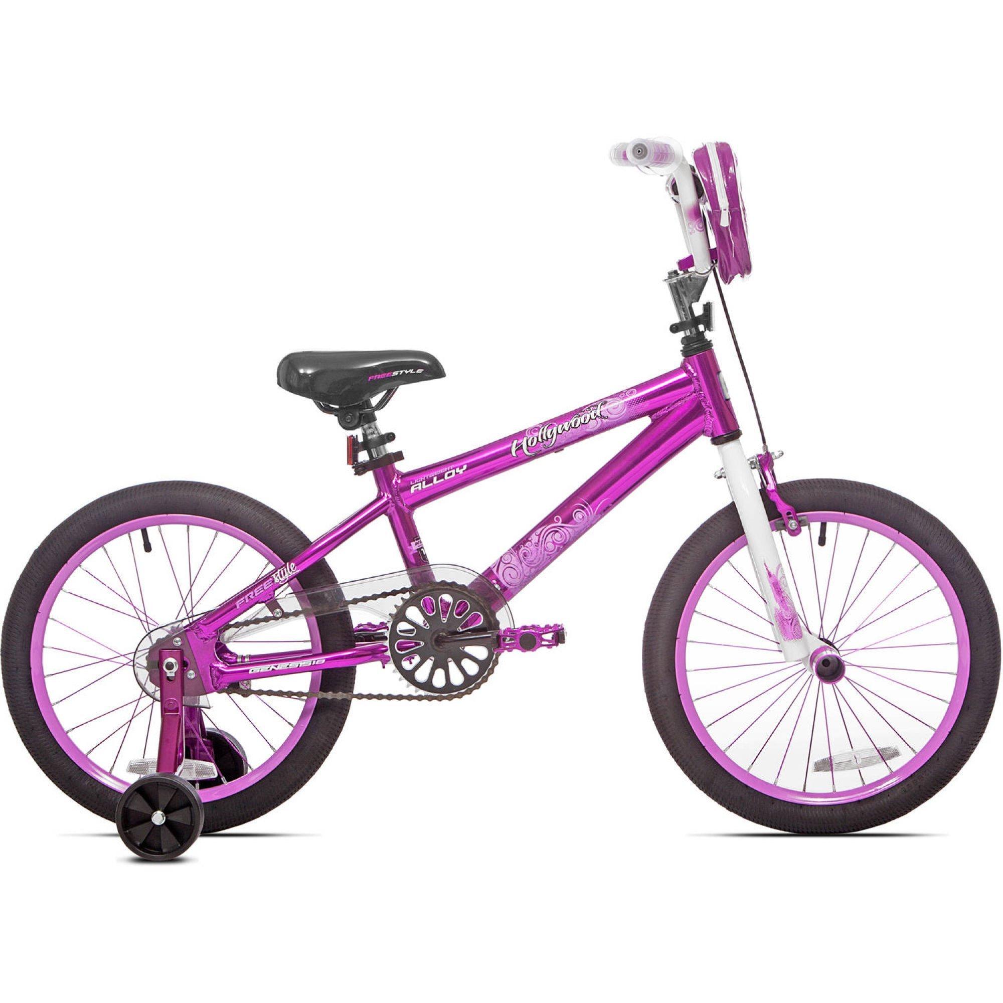18'' Girls' Genesis Hollywood Bike