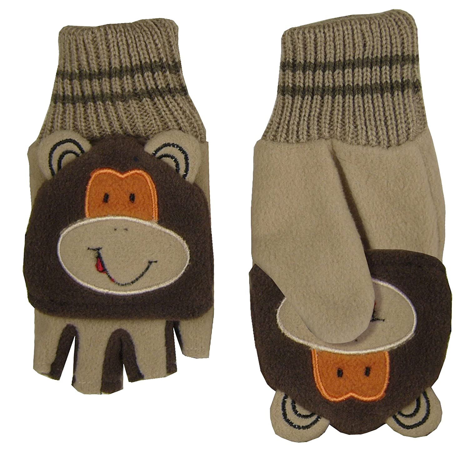 Childrens Shooter Mittens