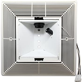 Amazon.com: Broan S97013566 Complete Bathroom Fan Cover ...