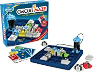 ThinkFun Circuit Maze Electric Current Logic Game and STEM Toy for Boys and Girls Age 8 and Up - Toy of the Year Finalist, Te