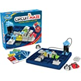 ThinkFun Circuit Maze Game,Logic Games