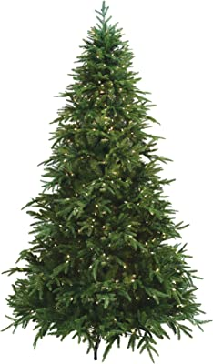 ULTIMA 7.5' Artificial Christmas Tree, 680 Dual-Color LED Multi-Function Lights