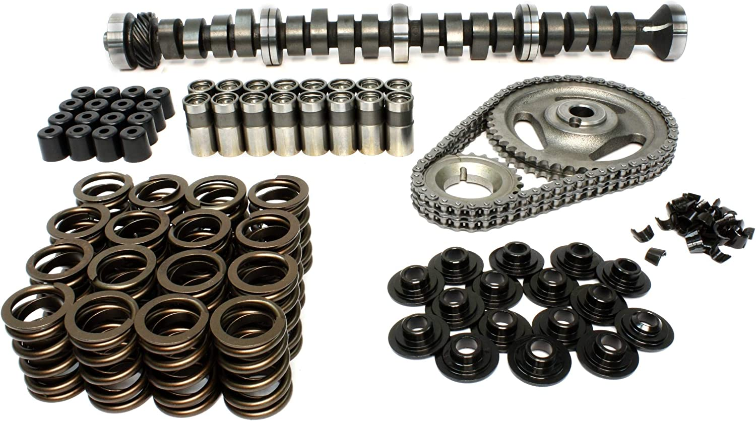 COMP Cams CL33-234-4 Xtreme Energy 212//218 Hydraulic Flat Cam and Lifter Kit for Ford 352-428
