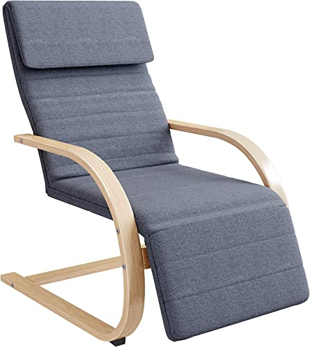 HOMECHO Accent Armchair Living Room Chair