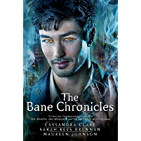 The Bane Chronicles book cover