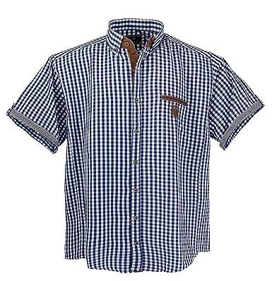 3b930149e8 Lavecchia 1129 - Camisa de hombre de manga corta